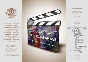 bir reklam arası / an ad break / galeri apel / 2014